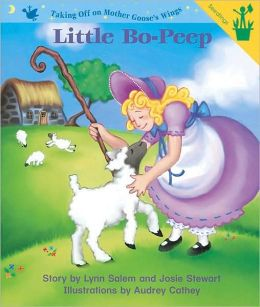 Early Reader: Little Bo-Peep (Lap Book)