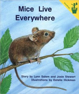 Early Reader: Mice Live Everywhere (LapBook)