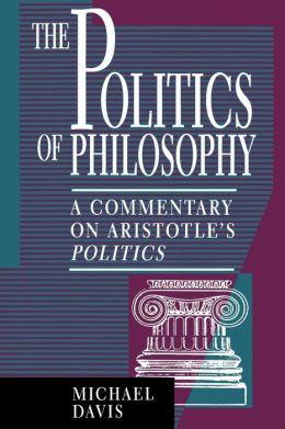 Politics Of Philosophy