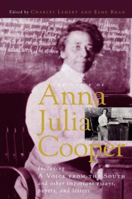 Voice Of Anna Julia Cooper