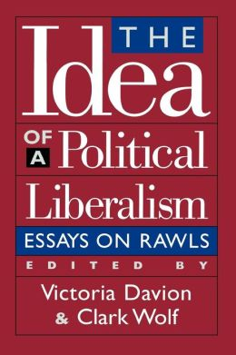Idea Of A Political Liberalism