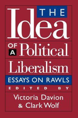 Idea Of A Political Liberalism