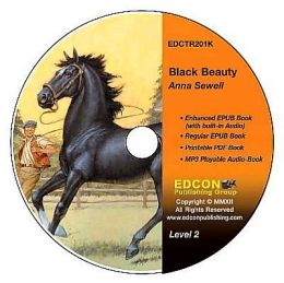 Black Beauty: High-Interest Chapter Book and Audio Files (Digital Files on CD-ROM)