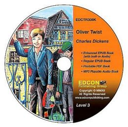 Oliver Twist: High-Interest Chapter Book and Audio Files (Digital Files on CD-ROM)