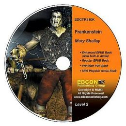 Frankenstein: High-Interest Chapter Book and Audio Files (Digital Files on CD-ROM)