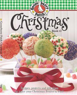 Gooseberry Patch Christmas Book 12