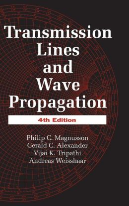 Transmission Lines and Wave Propagation