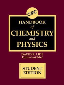 Handbook of Chemistry and Physics