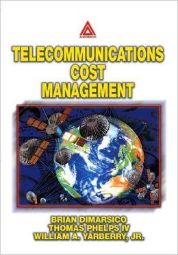 Telecommunications Cost Management