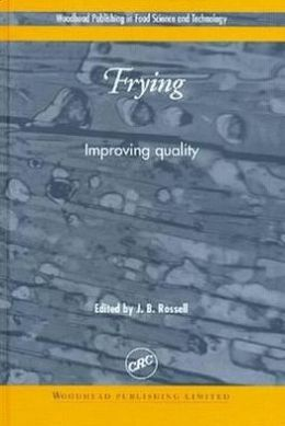Frying: Science and Technology