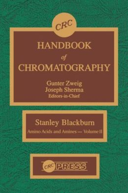 Handbook Chromatography Amino Acids and Amines