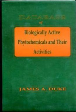Biologically Active Phytochemicals and Their Activities Database