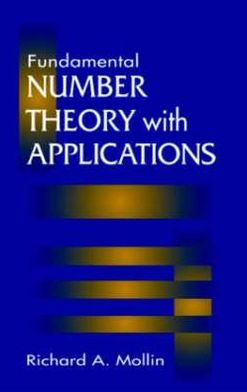 Fundamental Number Theory with Applications
