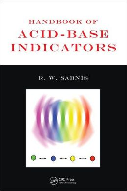 Handbook of Acid-Base Indicators