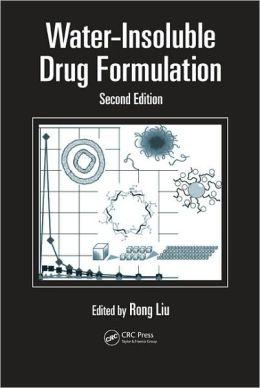 Water-Insoluble Drug Formulation