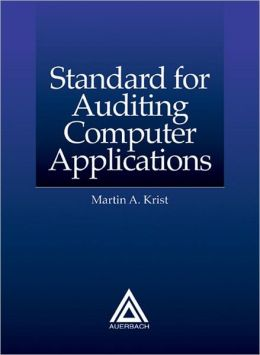 A Standard for Auditing Computer Applications