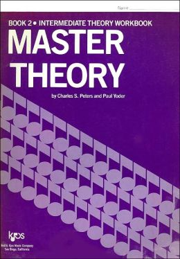 Master Theory Book 2: Intermediate Theory Workbook