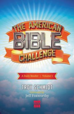 The American Bible Challenge, Volume 1: A Daily Reader