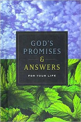 God's Promises And Answers For Your Life: God's Promises and Answers For Your Life
