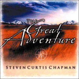 The Great Adventure: Book includes bonus CD in back!