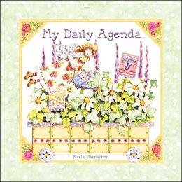 My Agenda Book: Karla Dornacher's Agenda