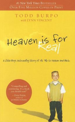 Heaven is for Real 4 Pack: A Little Boy's Astounding Story of His Trip to Heaven and Back