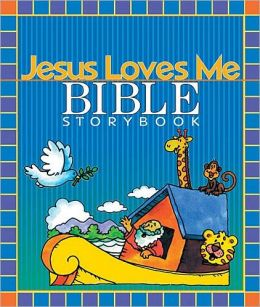 Jesus Loves Me Bible