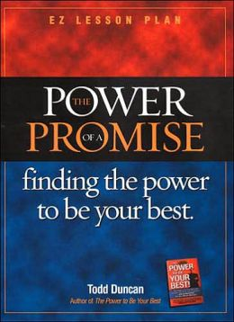 The Power of a Promise: Finding the power to be your best