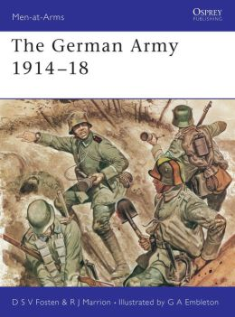 The German Army 1914-18
