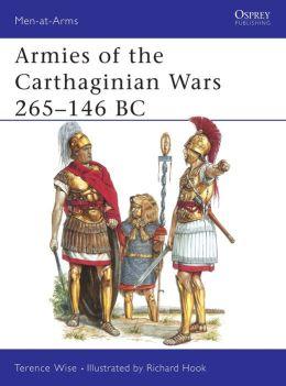 Armies of the Carthaginian Wars, 265-146 B.C.