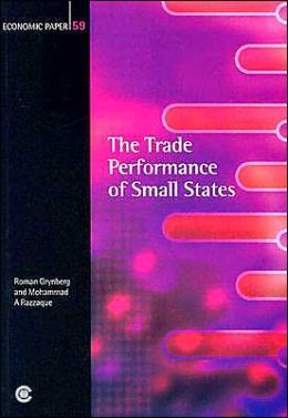 Trade Performance of Small States: Economic Paper 59