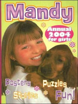 Mandy Annual for Girls