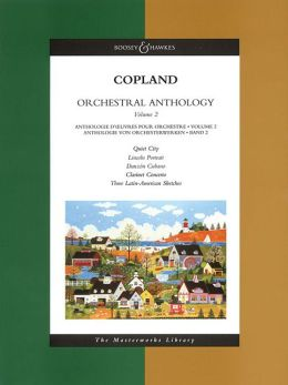 Copland: Orchestral Anthology