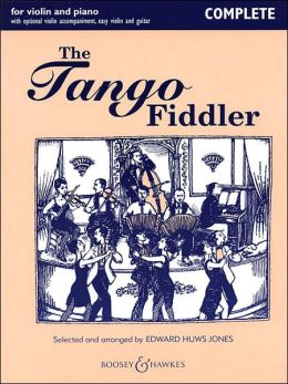 The Tango Fiddler: Violin and Piano