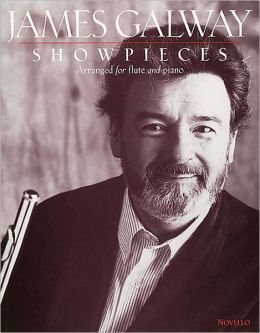 James Galway - Showpieces: Flute/Piccolo and Piano Accompaniment