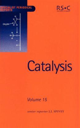 Catalysis: Volume 15