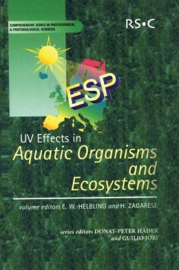 UV Effects in Aquatic Organisms and Ecosystems
