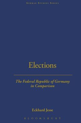 Elections: The Federal Republic of Germany in Comparison