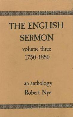 The English Sermon: 1750-1850