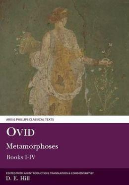 Ovid: Metamorphoses I-IV
