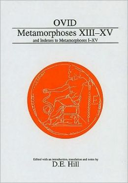 Ovid: Metamorphoses XIII-XV