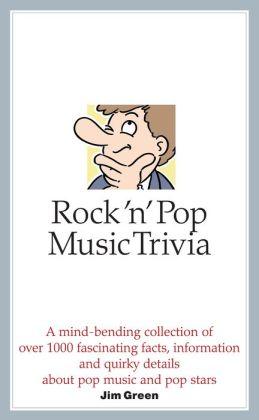 Joe Brown's Musicians' Trivia