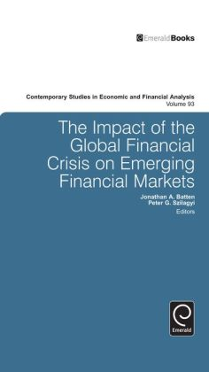 The Impact of the Global Financial Crisis on Emerging