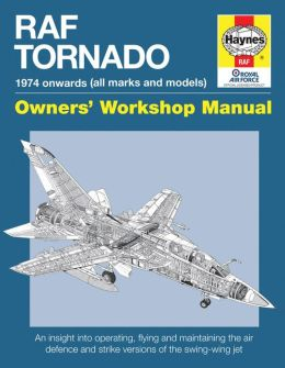 RAF Tornado: 1974 onwards (all makes and models)