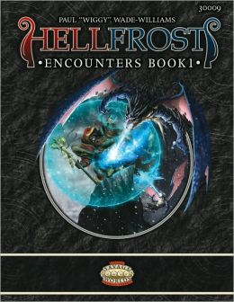 Hellfrost Encounters Book 1
