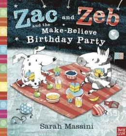 Zac and Zeb and the Make-Believe Birthday Party