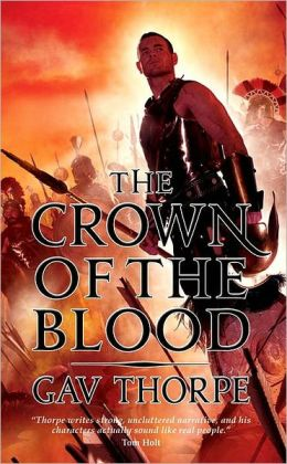 The Crown of the Blood (Crown of the Blood Series #1)