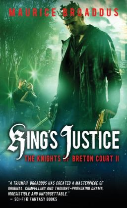 King's Justice (Knights of Breton Court Series #2)