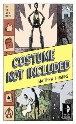 Costume Not Included (To Hell and Back Series #2)