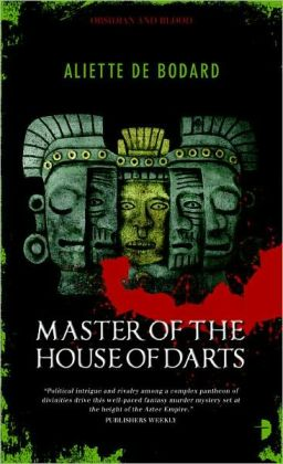 Master of the House of Darts (Obsidian and Blood Series #3)